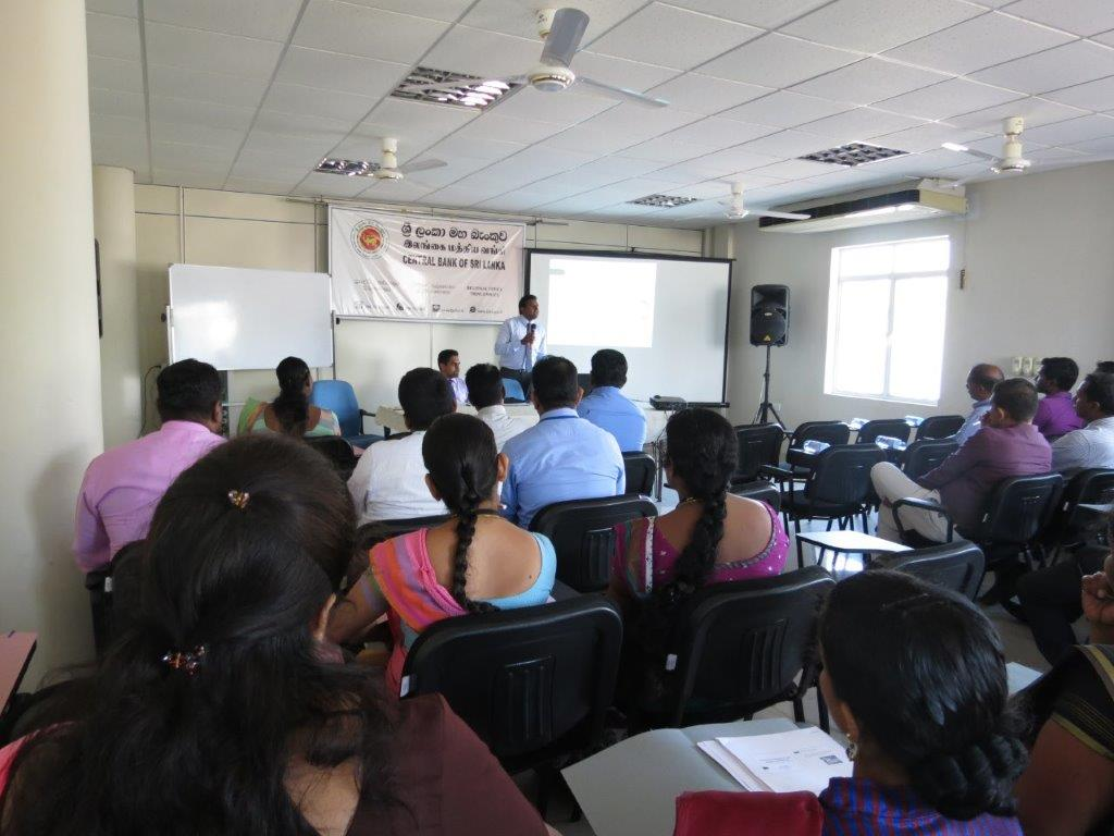 Awareness Programme in Trincomalee, May 2017