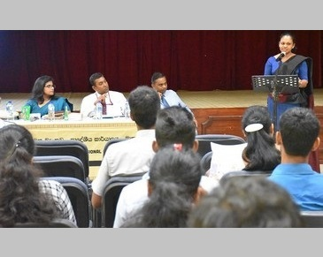 Awareness Programme for real estate agents, dealers in gem and Jewellery, lawyers, accountants and investors in the Galle District, May 16, 2018