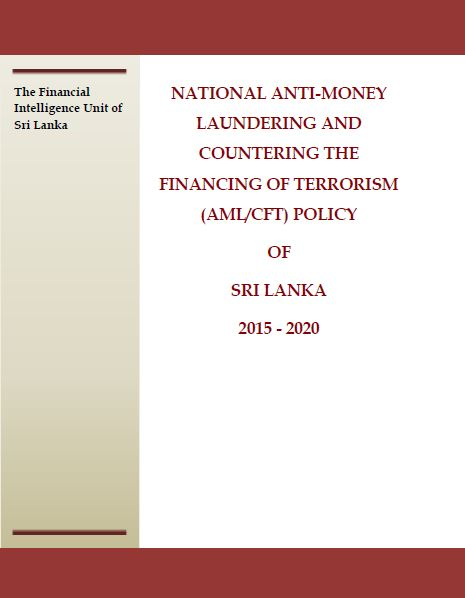 National AML/CFT Policy 2015 -2020