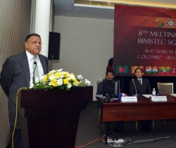 BIMSTEC Sub Group Meeting on CFT, March 2016