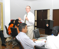 AUSTRAC Training Programme at Centre for Banking Studies, CBSL - 2012