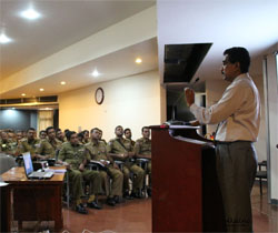 Awareness Programme for SL Police and Financial Institutions in Anuradhapura District - 2013