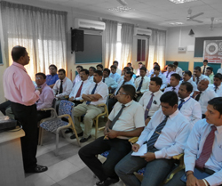 Awareness Programme for Financial Institutions in Batticaloa & Trincomalee Districts - 2012