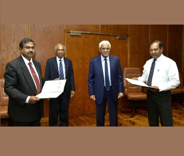 FIU-Sri Lanka Entered into a MOU with the Department of Motor Traffic (DMT)