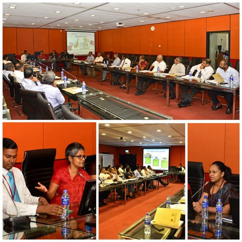 "Workshop on ""Workshop on ""How to Comply with Anti-Money Laundering & Countering the Financing of Terrorism (AML/CFT) Legal Obligations"" for the Compliance Officers of Gem and Jewellery Dealers on February 12, 2019"