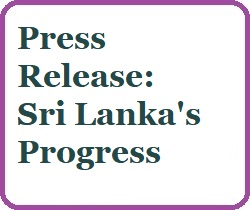 The Financial Action Task Force endorsed the progress made by Sri Lanka - February 25, 2019