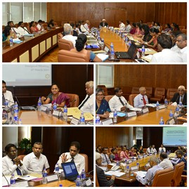 Formation of a Working Group for the Designated Non-Finance Businesses and Professions in Sri Lanka