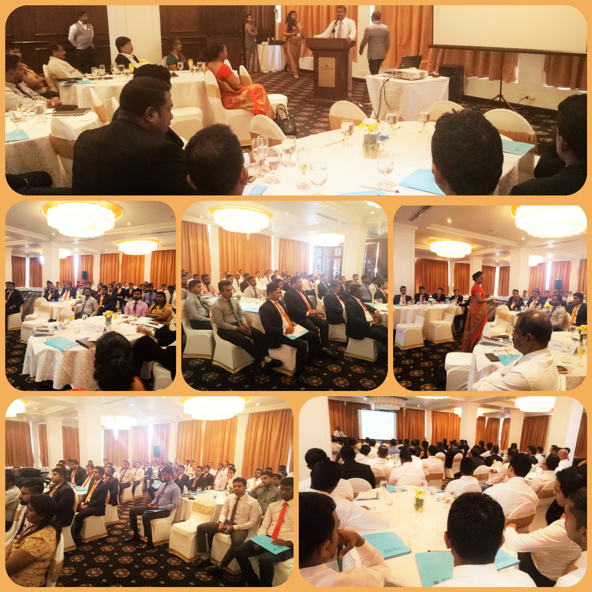 "Awareness Programme on ""Awareness Programme on ""Best Practices for AML/CFT Compliance"" for Employees of Casinos in Colombo on April 08, 2019"
