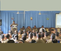Awareness Programme on Anti-Money Laundering and Countering the Financing of Terrorism (AML/CFT) for the Officers of the Sri Lanka Police in North Western Province