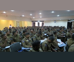 Awareness Programme on Anti-Money Laundering and Countering the Financing of Terrorism (AML/CFT) for the Officers of the Sri Lanka Police in North Central Province